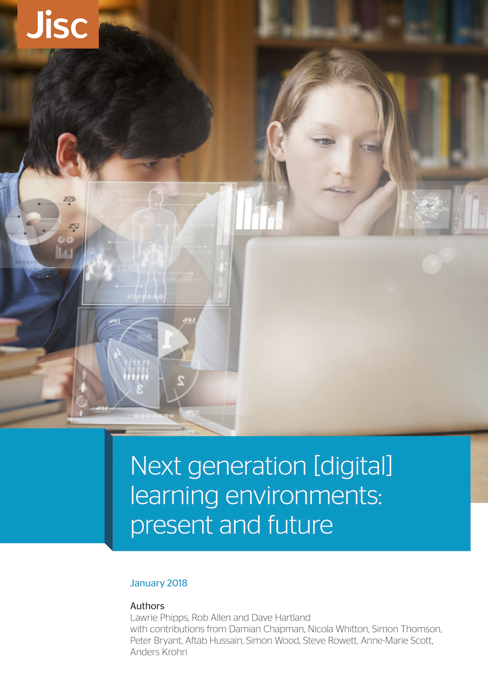 The Jisc Next Generation Digital Learning Environments Report